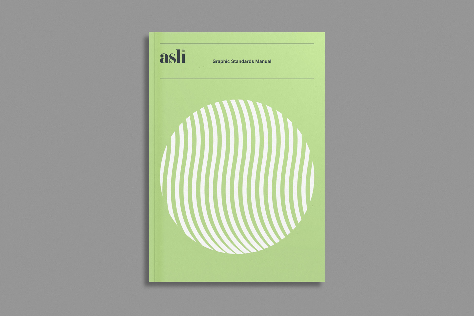 asli Corporate Identity Packaging Design—graphic standards manual