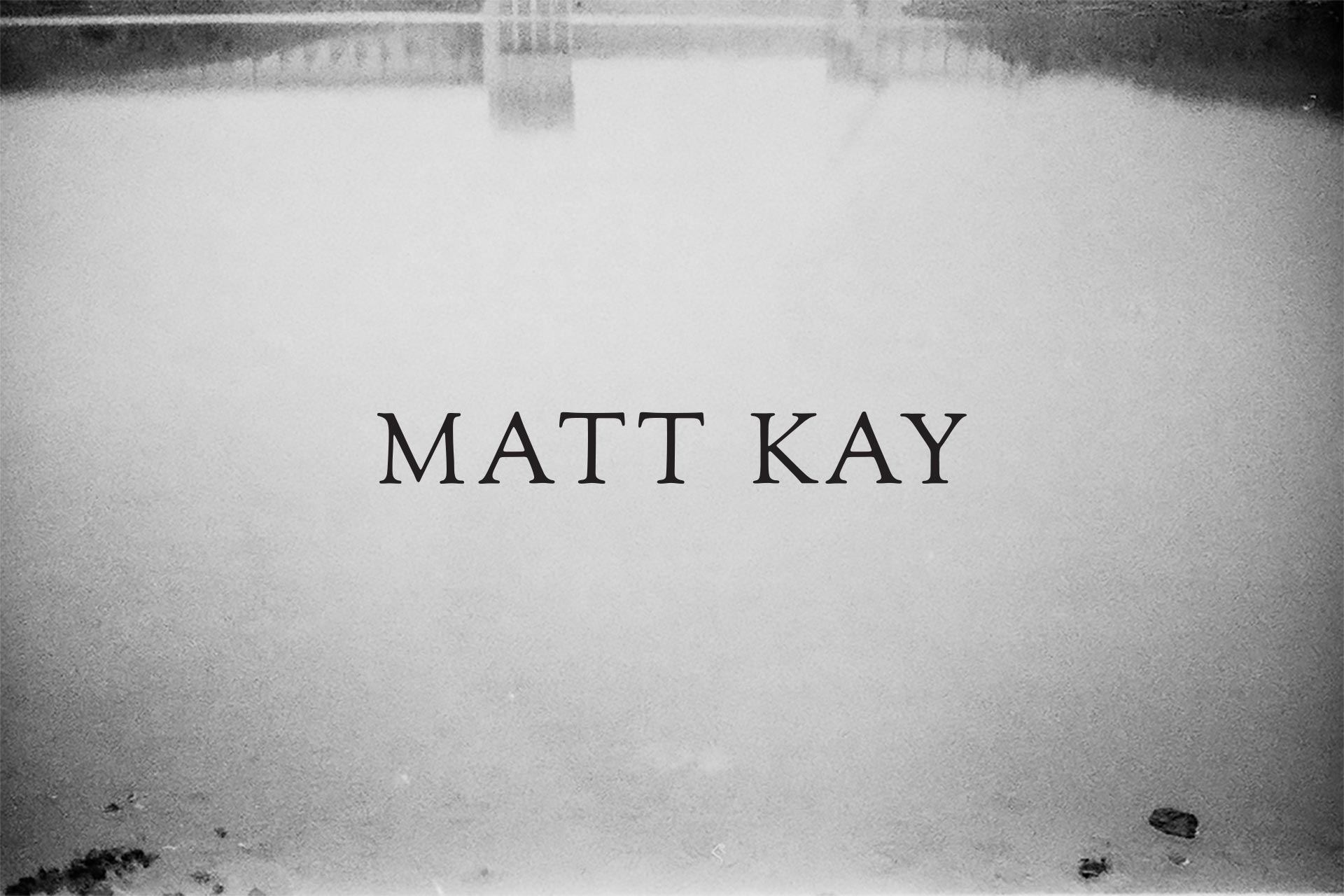 Matt Kay website