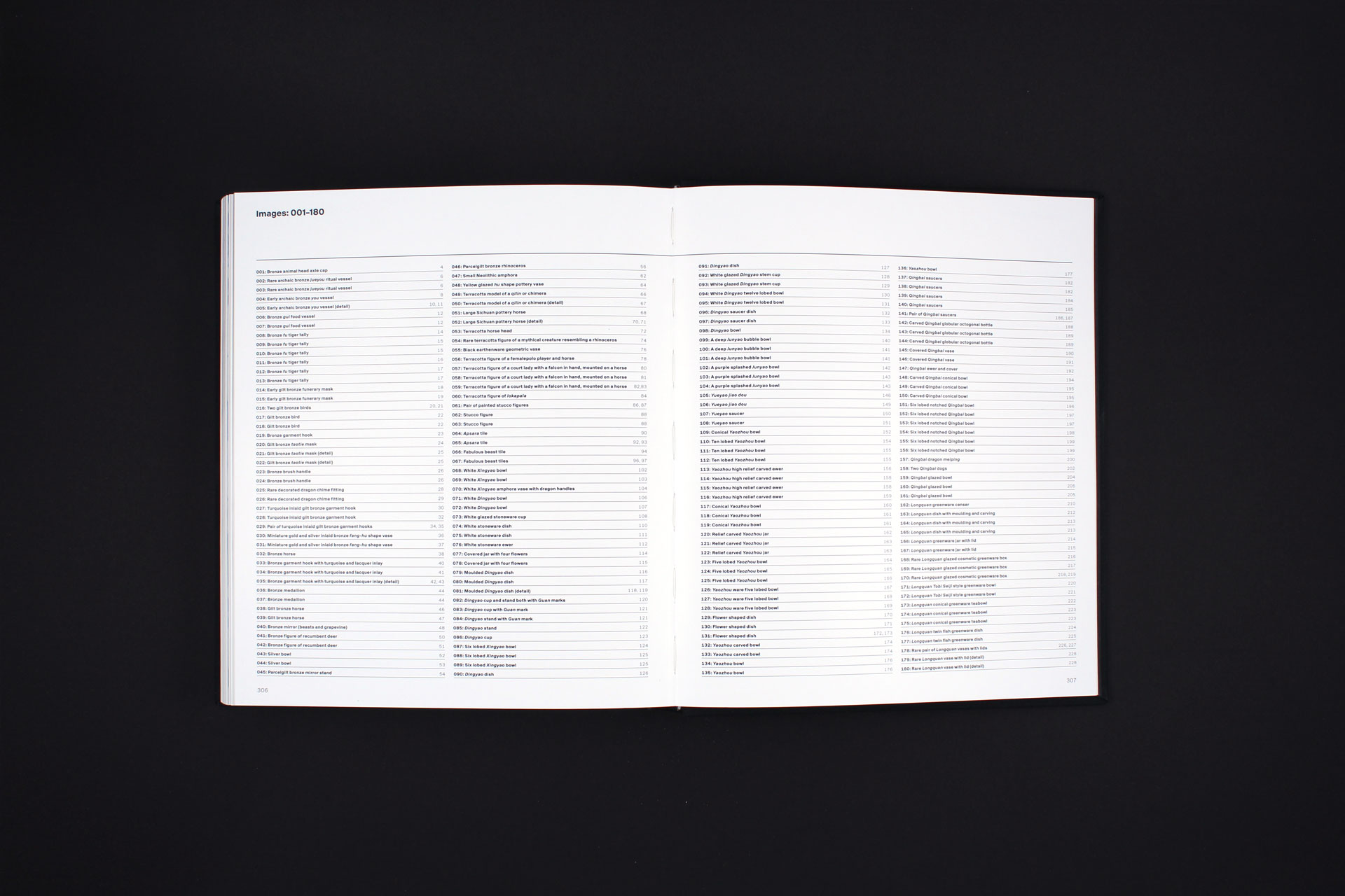 Youxiantang Collection book design image list