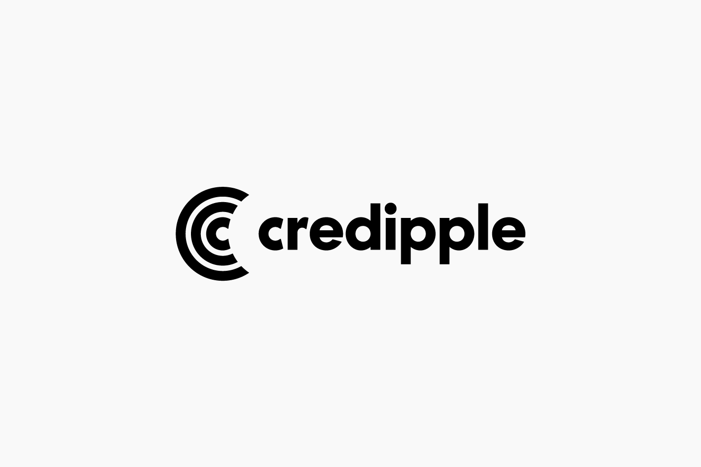 Credipple icon and wordmark